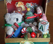 26th Dec 2020 - Antique Christmas chest