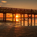 Sunset From the Beach! by rickster549