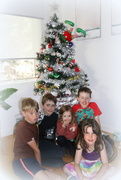 25th Dec 2020 - Merry Christmas from 5 grandchildren