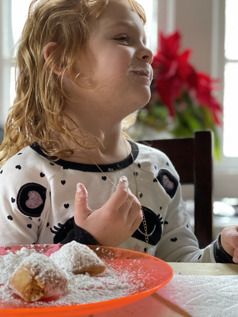 Christmas Morning Beignets  by shesnapped