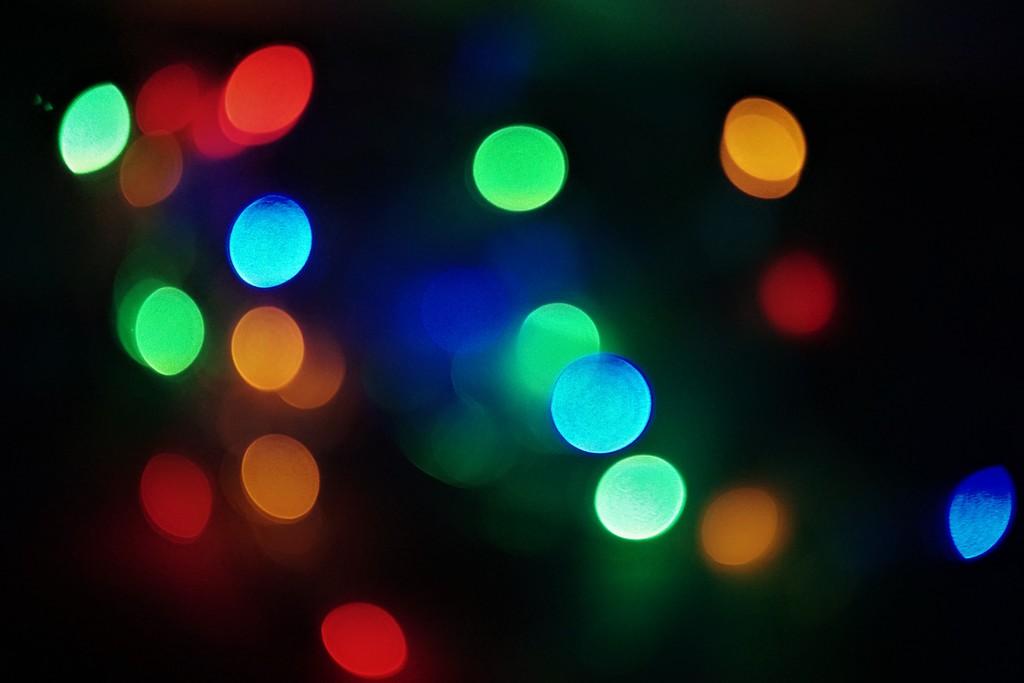 Christmas lights by isaacsnek