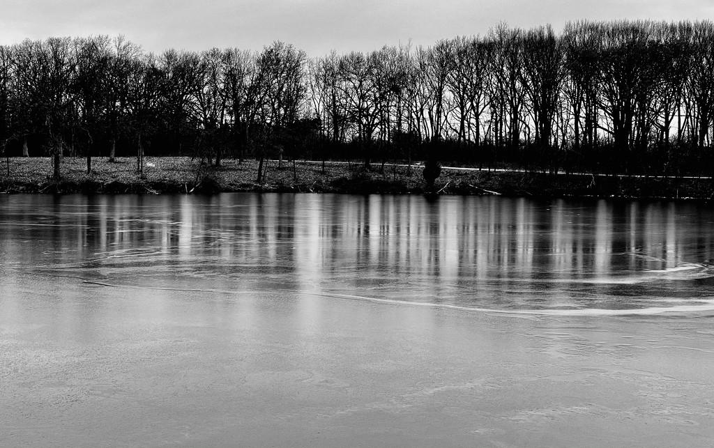 ice streaks by vankrey