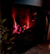 28th Dec 2020 - Fire