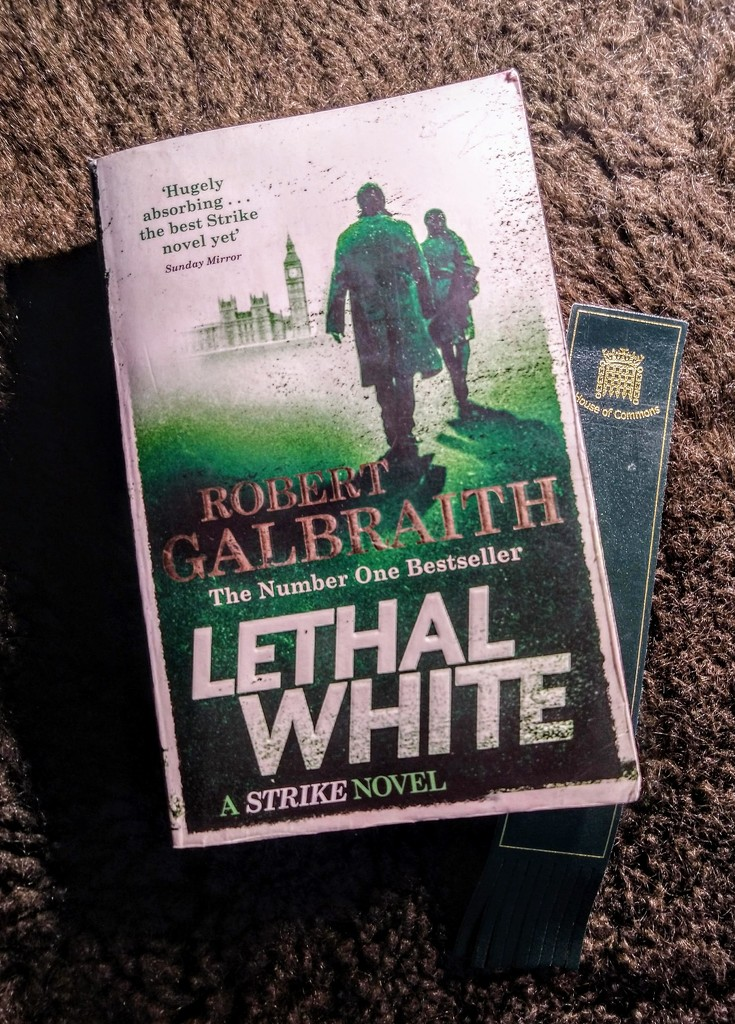 Lethal White by boxplayer