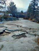 27th Dec 2020 - Frozen Fall River