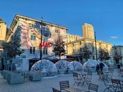 27th Dec 2020 - Covid bubbles.