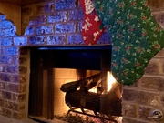 29th Dec 2020 - The first fire of the season