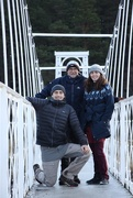 30th Dec 2020 - Bonnets on around the 7 Bridges