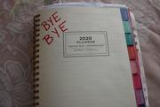 30th Dec 2020 - Bye Bye