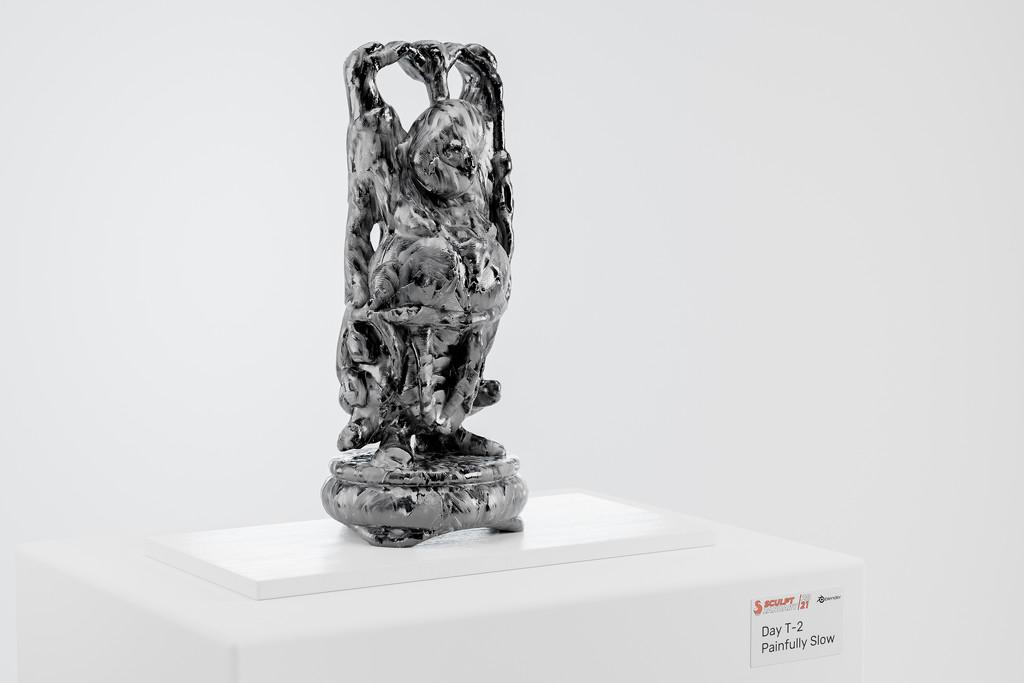 Museum Piece (Sculpt January Prep) by humphreyhippo