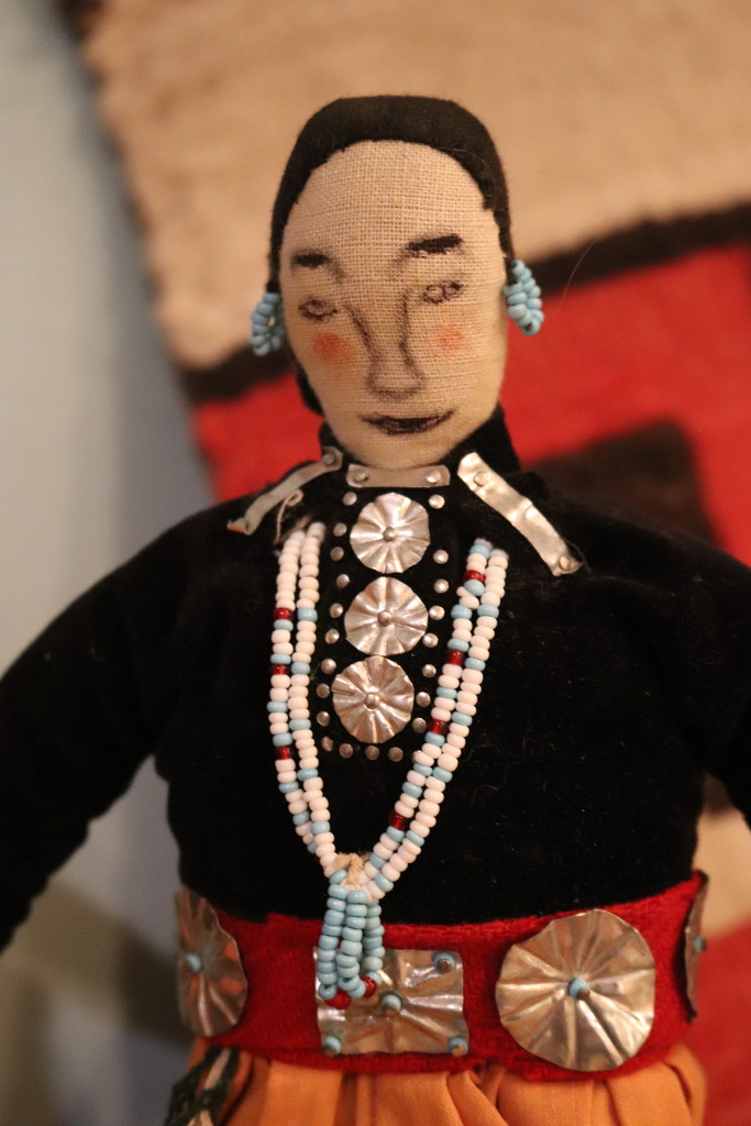 Navajo Doll by prairiesmoke
