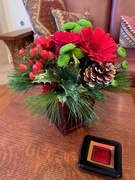 30th Dec 2020 - Flowers for Heidi