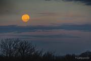 30th Dec 2020 - Chasing The Setting Moon