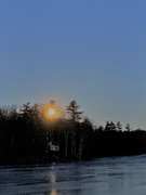 29th Dec 2020 - Moon over Estes