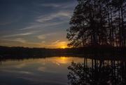 31st Dec 2020 - As the sun sets...