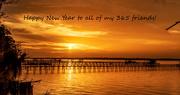31st Dec 2020 - Happy New Years Eve Sunset!