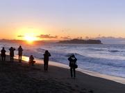 1st Jan 2021 - 2021-01-01 Sunrise @ Tsujido Kaigan