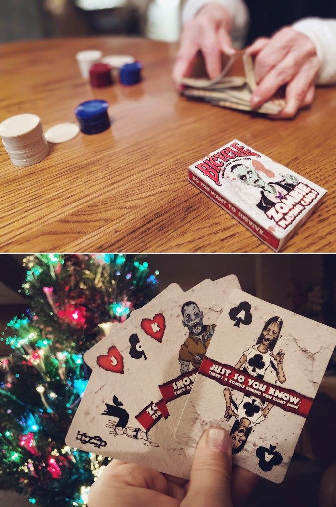 Poker for Zombies by cristie