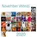 November Words 2020