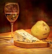 1st Jan 2021 - Port,Stilton &Pear