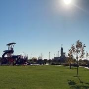 1st Jan 2021 - New Neighborhood Park