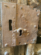 2nd Jan 2021 - A very old lock