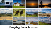 2nd Jan 2021 - Camping tours in 2020