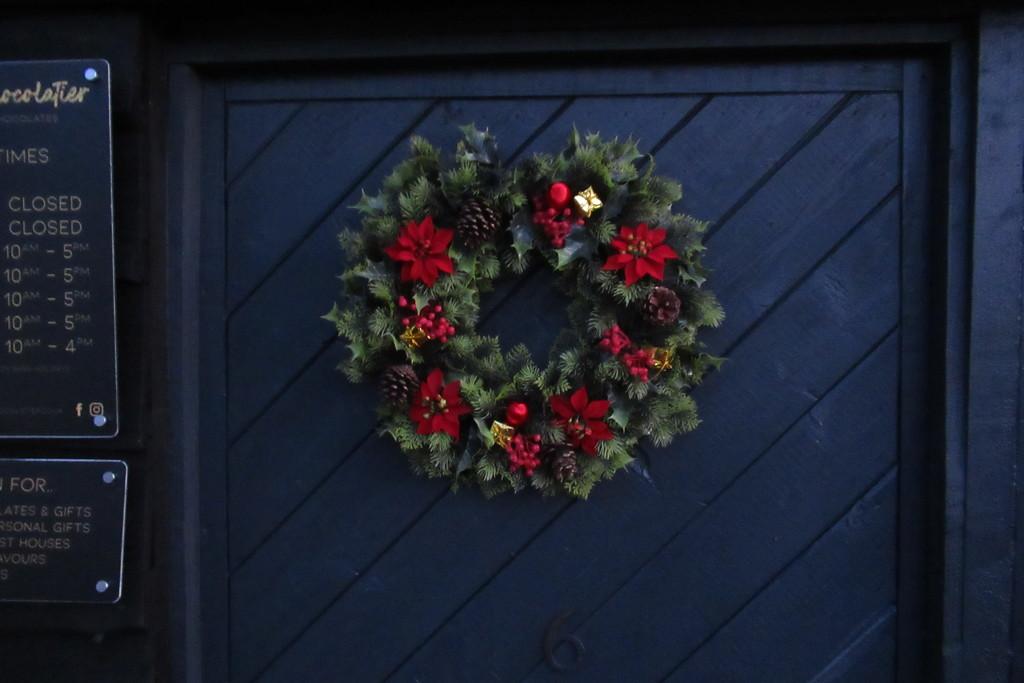 still new wreathes  by anniesue