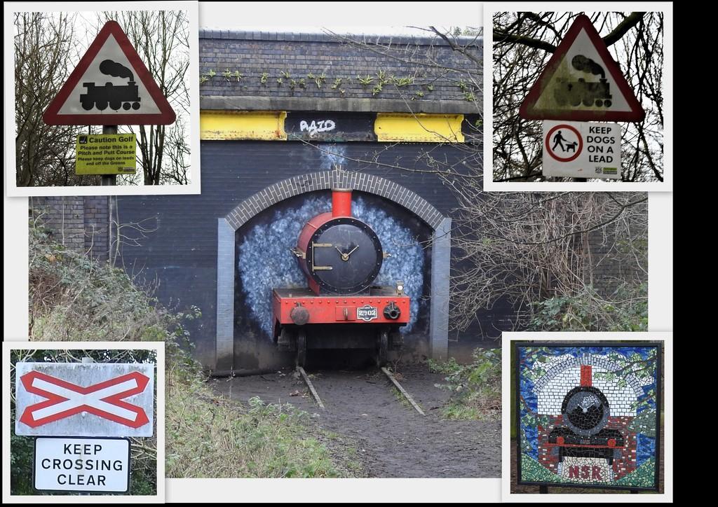Nottingham Surburban Railway by oldjosh