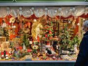 2nd Jan 2021 - The Christmas shop.