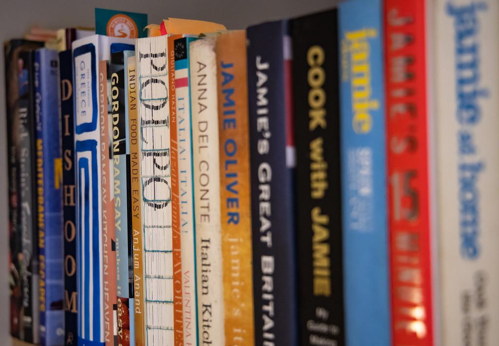More cookbooks... by peadar