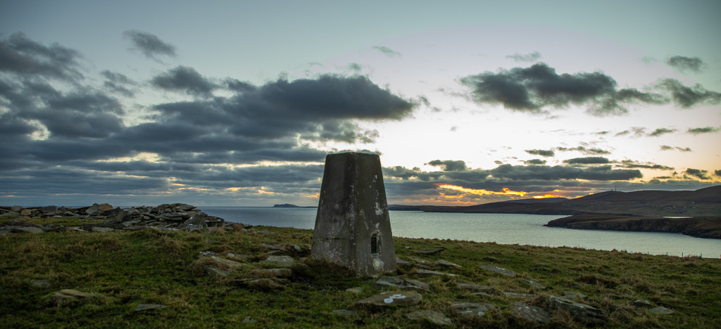 Burland Trig Point by lifeat60degrees