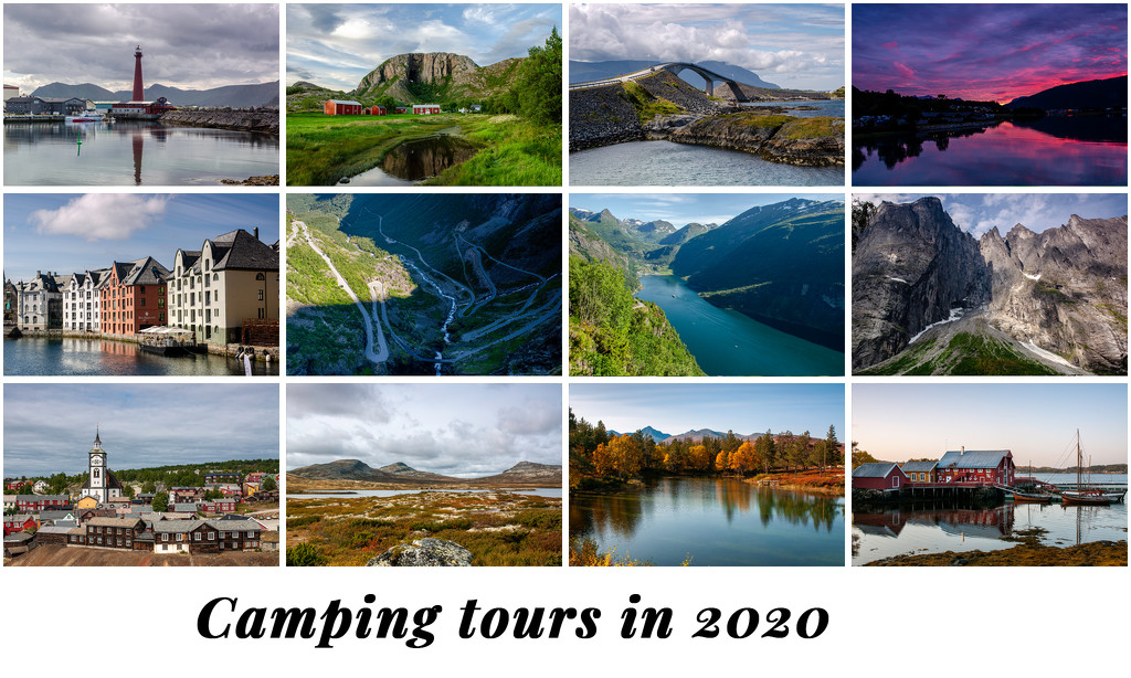 Camping tours in 2020 ( 2 ) by elisasaeter