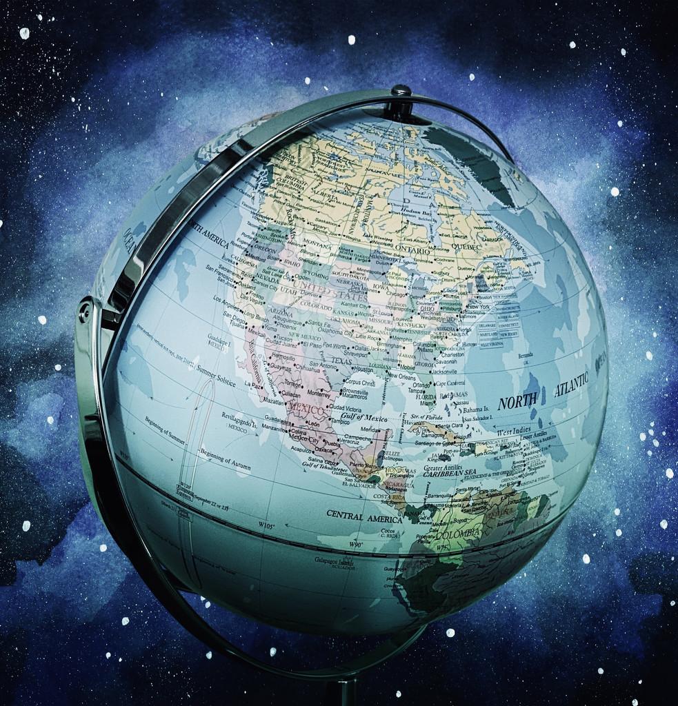 Globe 'n Stuff by cristie