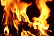 3rd Jan 2021 - 2021 01 03 Braai Flames