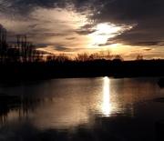 4th Jan 2021 - Rawcliffe Lake Sunset