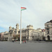 Kossuth Square in front of the Parliament by kork