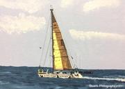 6th Jan 2021 - Sailing