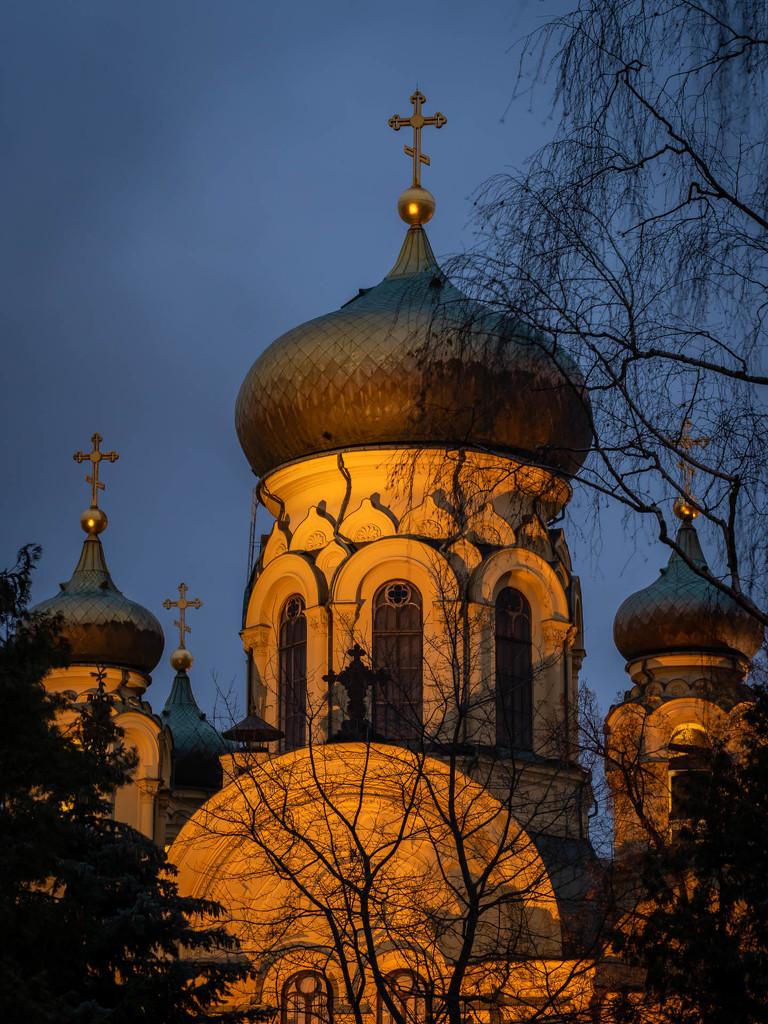 Domes of the Orthodox Church by haskar