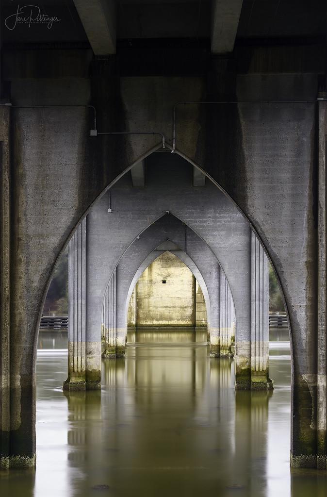 Under the Bridge  by jgpittenger