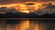 3rd Jan 2021 - Ullswater sunset