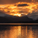 Ullswater sunset by inthecloud5