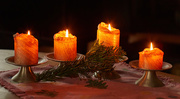 5th Jan 2021 - candle light