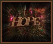 6th Jan 2021 - Hope
