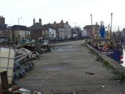 7th Jan 2021 - quay view in lockdown