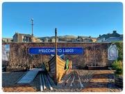 2nd Jan 2021 - 0102 - Largs Railway Station