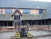 8th Jan 2021 - Almshouses, Ewelme, Oxfordshire - February 2006