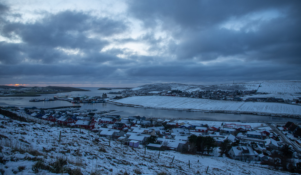 Cold Scalloway by lifeat60degrees