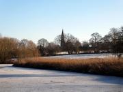 8th Jan 2021 - Frozen Canal