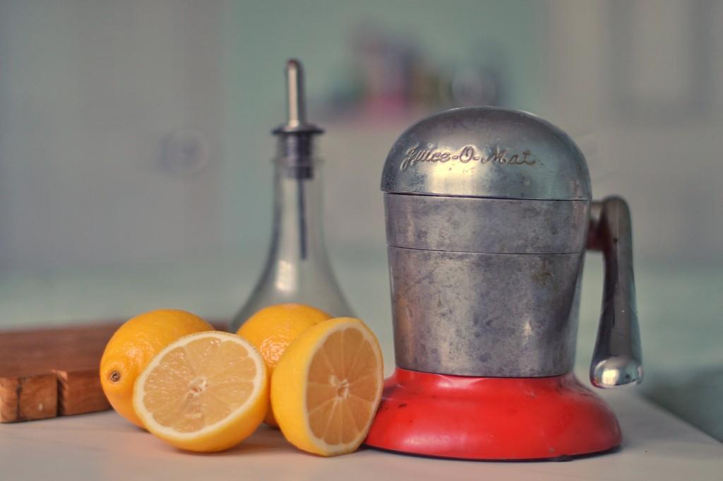 Grandma's Juicer by paulacryer